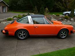 orange porsche targa 1977 porsche 911 targa news reviews msrp ratings with amazing