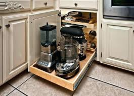 Storage Solutions For Corner Kitchen Cabinets Corner Kitchen Cabinet Storage Solutions Alanwatts Info