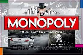 peugeot aust world of monopoly com