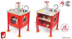 cuisine en bois jouet janod cuisine the cocotte jouet d imitation en bois janod