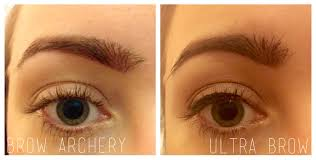 makeup revolution ultra brow vs soap and glory brow archery