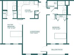 independent living carleton willard floor plans for cluster