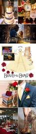 movie themed wedding ideas 30 charming beauty and the beast inspired fairy tale wedding ideas
