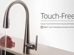 aqua touch kitchen faucet kitchen touch kitchen faucet and 2 touch kitchen faucet top 5