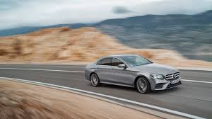 landslide victory for new mercedes benz e class