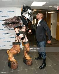 Rock Band Gwar Dressed In Elaborate Head Pictures Getty Images
