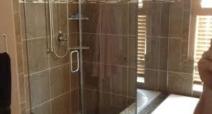 shower stunning frameless bathtub shower doors frameless shower