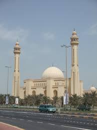 islamische architektur al fateh mosque in manama bahrain mosques