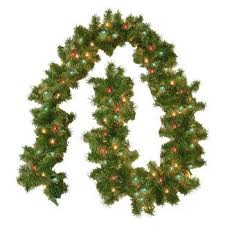 multicolored wreaths garlands target