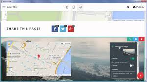 New York Google Maps by New Blocks With Google Maps Mobirise Responsive Layout Maker V1