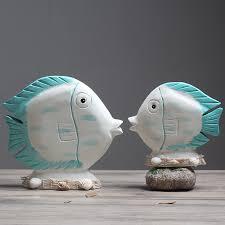 baise bureau bois baiser poissons décoration de la maison bureau décor bar
