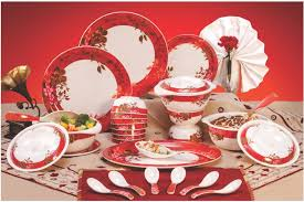 dine well pack of 40 dinner set price in india buy dine well