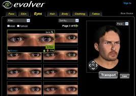 crear imagenes en 3d online gratis evolver crea impresionantes avatares en 3d soft apps