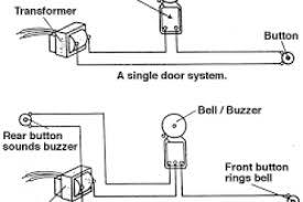 nutone doorbell wiring diagram free picture schematic wiring