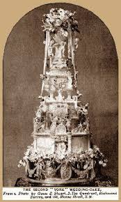 queen victoria and prince albert wedding cake the enchanted manor