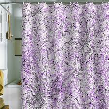 Plum Colored Bathroom Accessories by 45 Best Purple Shower Curtain Images On Pinterest Bathroom Ideas
