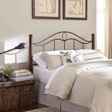 industrial beds u0026 headboards bedroom furniture the home depot