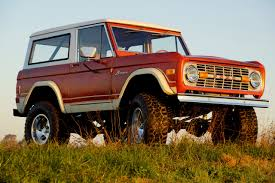 ford bronco 1970 a shelby bronco there was one and a boss bronco as well