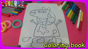 coloring book robocar poli how to draw little fairy peppa art for