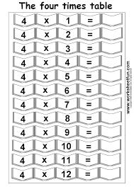 multiplication table free printable multiplication worksheets free printable 3rd grade