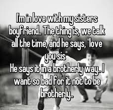 We Are In Love by People Who Are In Love With Their Siblings U0027 Partners Reveal Their