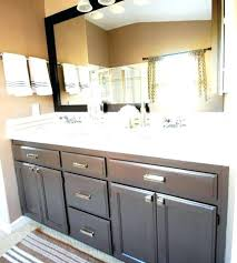 paint bathroom vanity ideas painting bathroom vanity ideas repaint bathroom vanity black