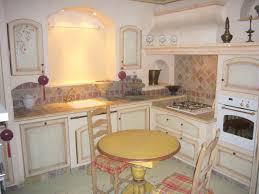 cuisine provencale avec ilot modele de cuisine provencale moderne des photos et charmant simple