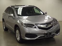 new 2018 acura rdx awd with technology package sport utility in