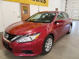 red nissan altima 031765 1 2016 nissan altima 2 5s red