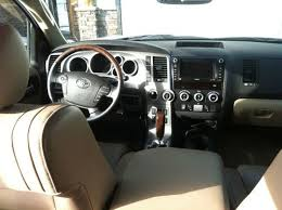 sell used reduced 2010 toyota sequoia platinum 5 7l blizzard