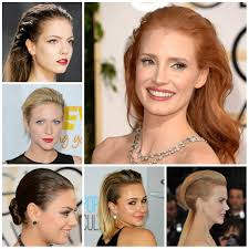 hair styles for going out 2016 trendy slicked back hairstyle ideas 2017 haircuts