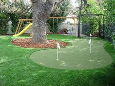 Diy Backyard Putting Green by Image Result For Backyard Putting Green Artificial Turf Backyard