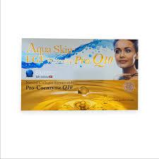 aqua skin egf gold aqua skin egf whitening pro q10 kevlo skinceuticals