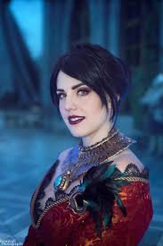 dragon age inqusition black hair danica rockwood cosplay geek girls steunk and dieselpunk