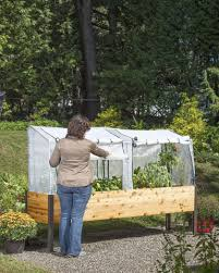 Vegetable Garden Netting Frame by Protect Plants With Frame Warming U0026 Pest Control Covers 2 U0027 X 8 U0027