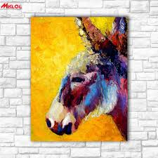 Home Goods Art Decor by Online Get Cheap Donkey Art Aliexpress Com Alibaba Group