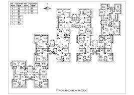 block c floor plan govindnagar rishra