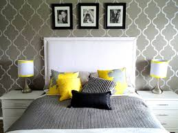 Yellow And Grey Bathroom Decorating Ideas by Bathroom Gray White And Yellow Bedroom Splendid Grey White And