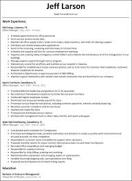 managment resume office manager resume sample before office manager best office