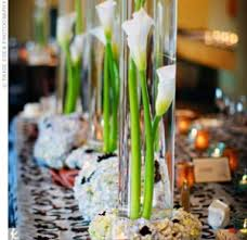 water centerpieces diy project submerged underwater flower centerpieces