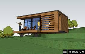 stunning modern cabin design plans ideas home ideas design