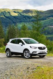 opel mokka price vauxhall mokka x unveiled uk pricing announced autoevolution