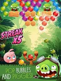 rovio launches bubble shooter angry birds stella pop