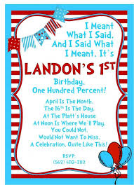 birthday invites beautiful dr seuss birthday invitations ideas dr