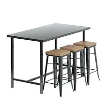 pub height table and chairs 3 piece pub table set bar height table 5 piece pub set reviews