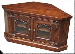 antique corner tv cabinet archived test items minster gothic hand made furniture in a