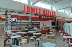 Jamie Oliver Kitchen Design Jamie Oliver At Gatwick Sprint Group Catering Refrigeration