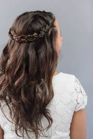 plait at back of head hairstyle how to braided wedding hair for beginners a practical wedding