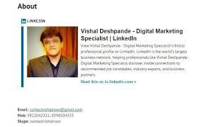 Digital Marketing Consultant Resume Resume Digital Marketing Pune Search Engine Optimization Seo