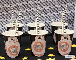 wars party favors 40 wars the awakens birthday party ideas